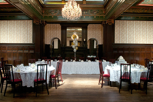 Wortley Hall Dining Room