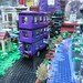 Harry Potter Display Case: - LEGO Booth at Comic Con - 9