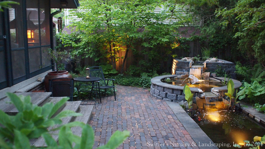 Minnesota landscape design inspired by bali natural ston for Natural landscape design