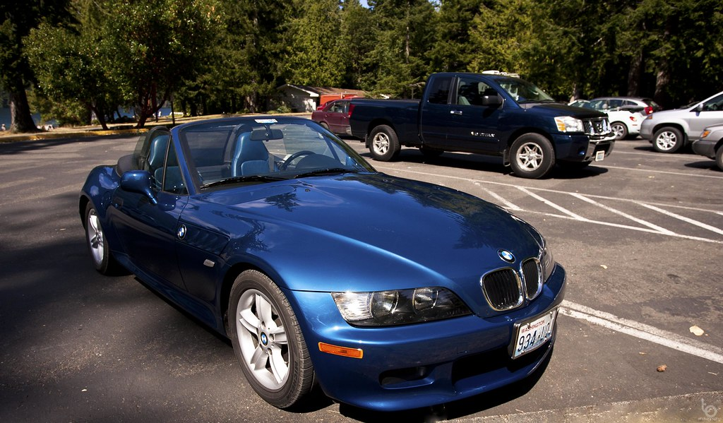 2000 bmw z3 limited edition sure was a blast driving this flickr. Black Bedroom Furniture Sets. Home Design Ideas