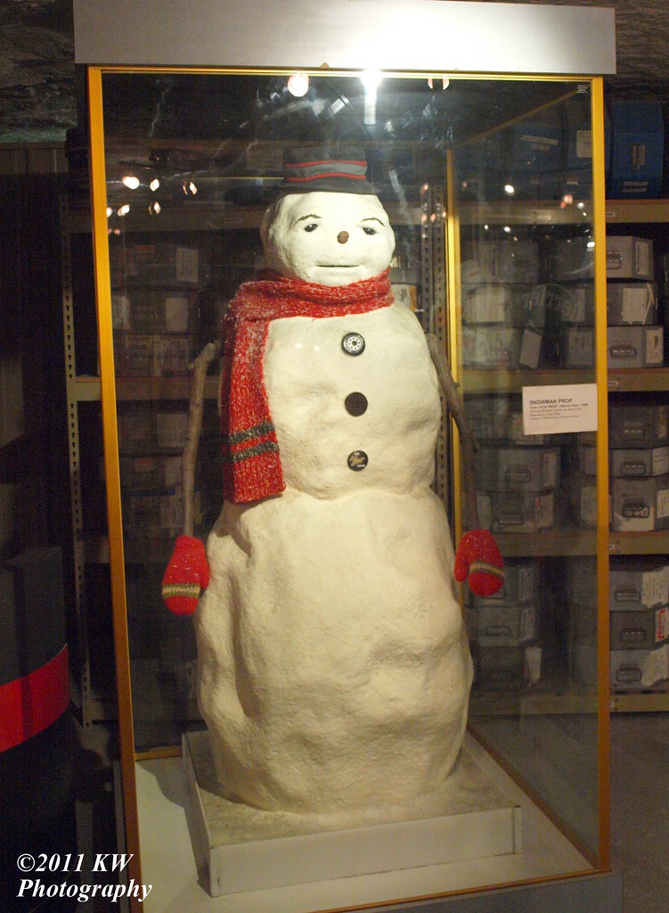 Snowman Snowman Prop From The Movie Quot Jack Frost Quot On