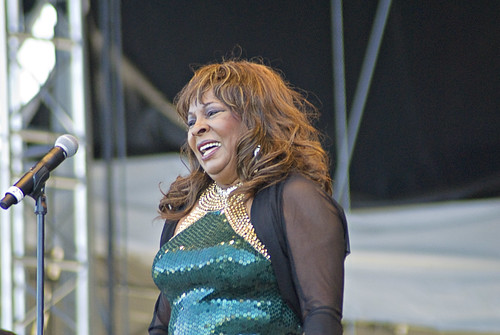 Martha Reeves & The Vandellas | by Waldemar Stoffel
