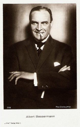 Albert Bassermann