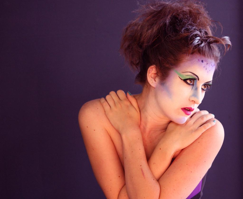 Model: Rachel Kay Munoz as Ursula Makeup: Steffani Walsh … | Flickr