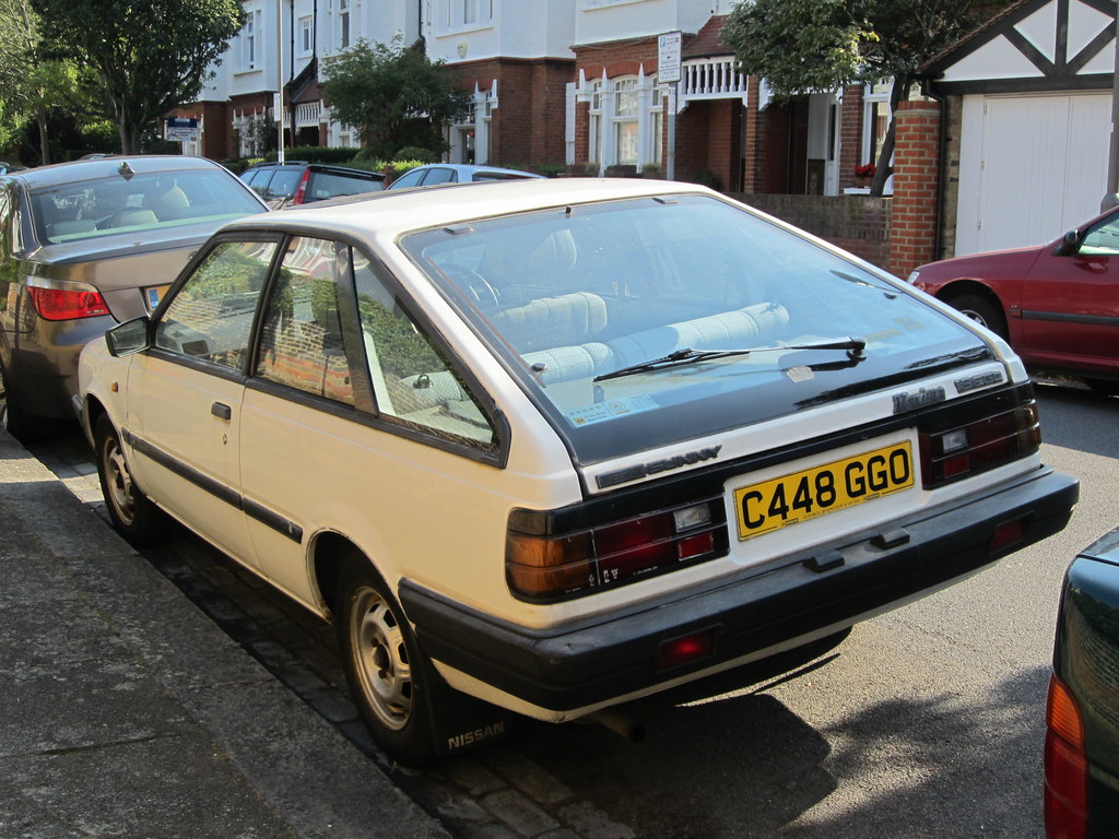 1985 Nissan Sunny B11 1.5 Maxima Coupe. | An unexpected ...
