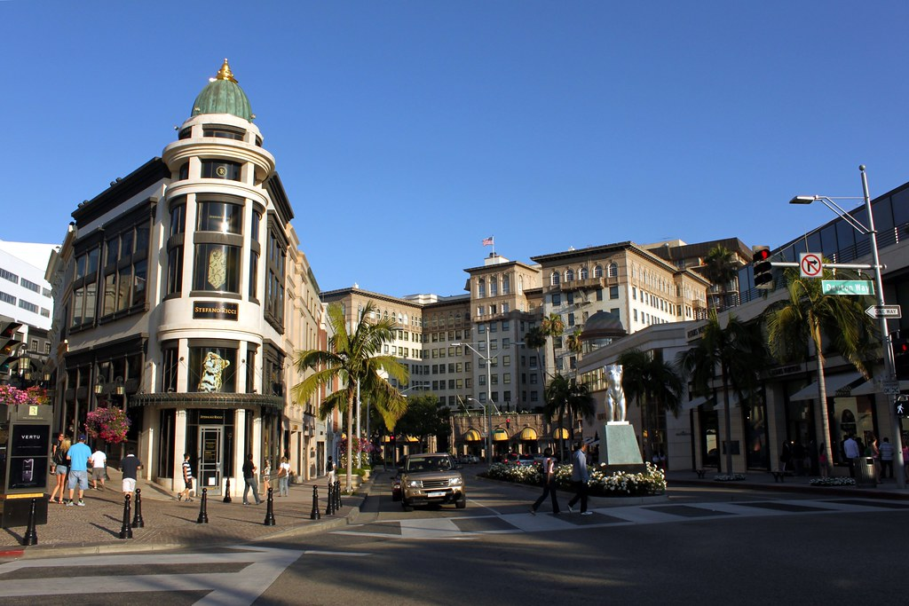 Rodeo Drive ~ Beverly Hills, CA 90210