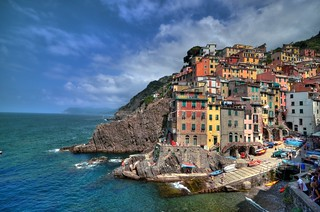 Riomaggiore HDR | by ChrisFitzPhotography