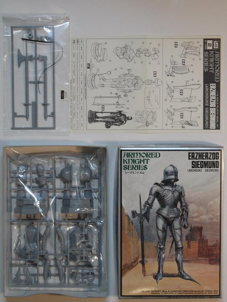 Imai Armored Knight Series Erzherzog Siegmund Archduke