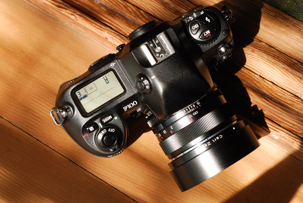 Nikon F100 Micro Nikkor 55mm F3 5 Ai Nikon F100 Carl