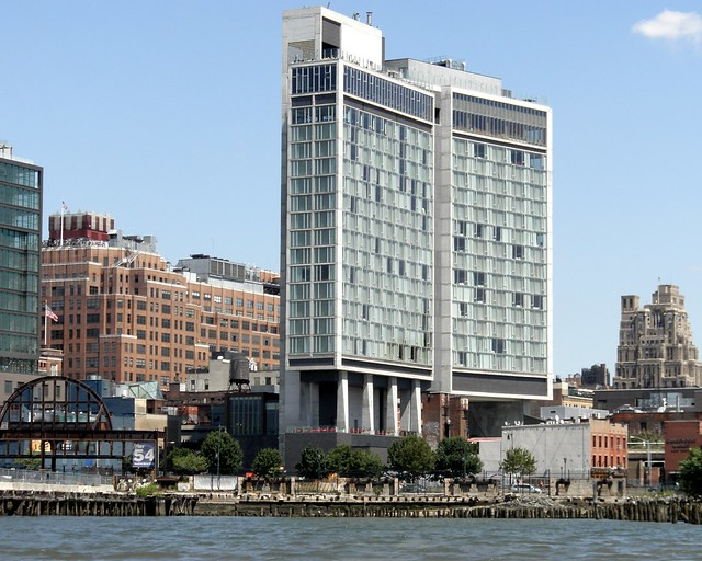 the standard hotel hudson river new york city flickr photo sharing. Black Bedroom Furniture Sets. Home Design Ideas