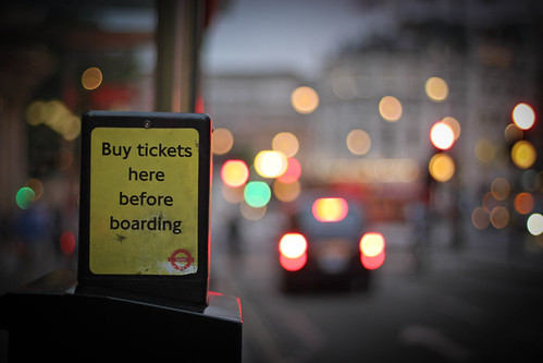 Buy tickets here before boarding | by nicolasheinzelmann