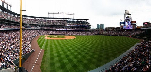 Coors Field | by Kwong Yee Cheng