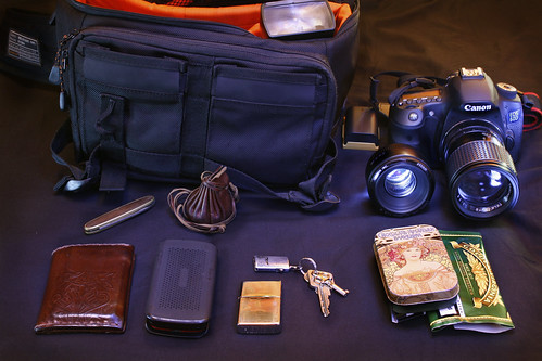 In my bag | by Marcos Boedo Casanova