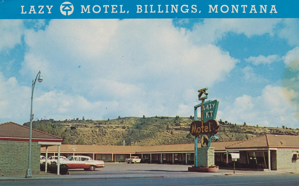 Lazy K-T Motel - Billings, Montana