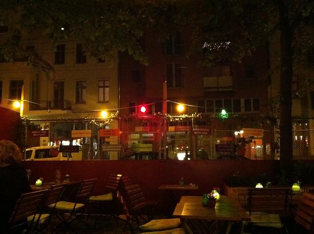 Berlin Cafe Arbeite