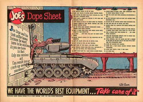 joes dope sheet issue 005 1951 page198page199 title
