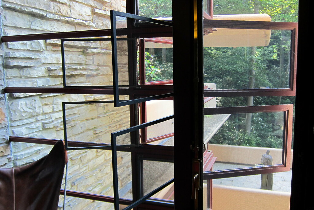 Pa Mill Run Fallingwater Dressing Room Fallingwater