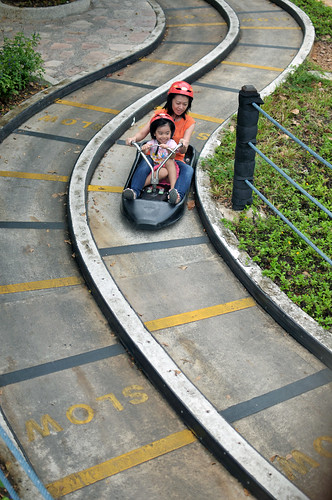 Skyline Luge | Sentosa Island, Singapore | by Ping Timeout