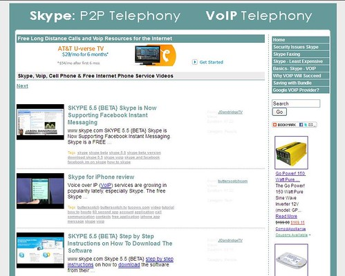 how to sell a website over the phone