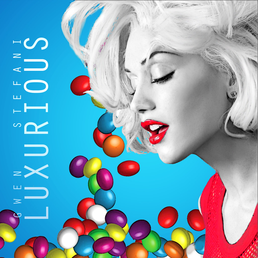 gwen stefani luxurious my brother was listening to this