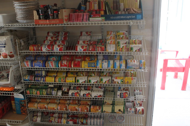 Shelving For Canned Goods Kitchen Food Pantry