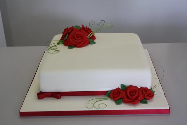 Cake 80th birthday flickr photo sharing for Gardening 80th birthday cake