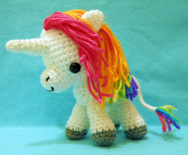 Gallery For > Cute Rainbow Unicorn