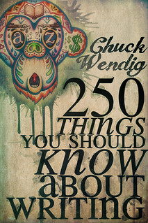 250 Things To Know Abow Writing (Final Cover) | by curious_spider