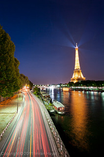 Paris on the Seine | by Imran Hayat
