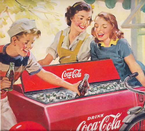 Ad-Coke 1951 | by Retroarama