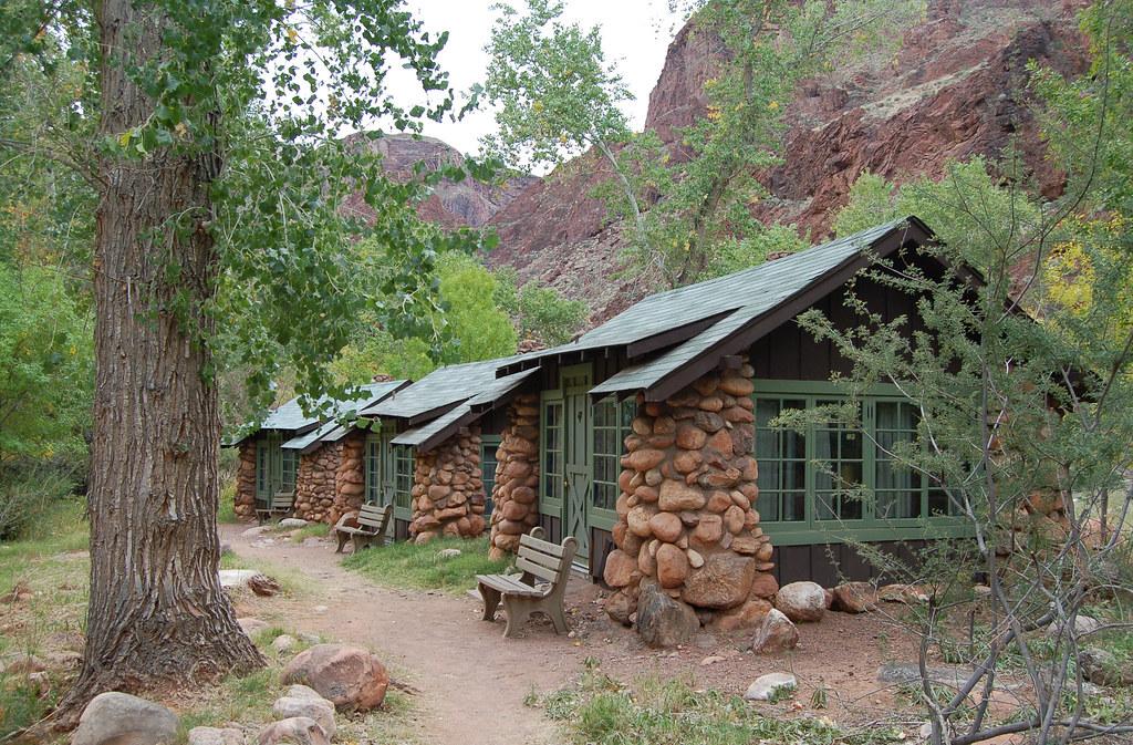 Grand Canyon Phantom Ranch Cabins 0271 Phantom Ranch