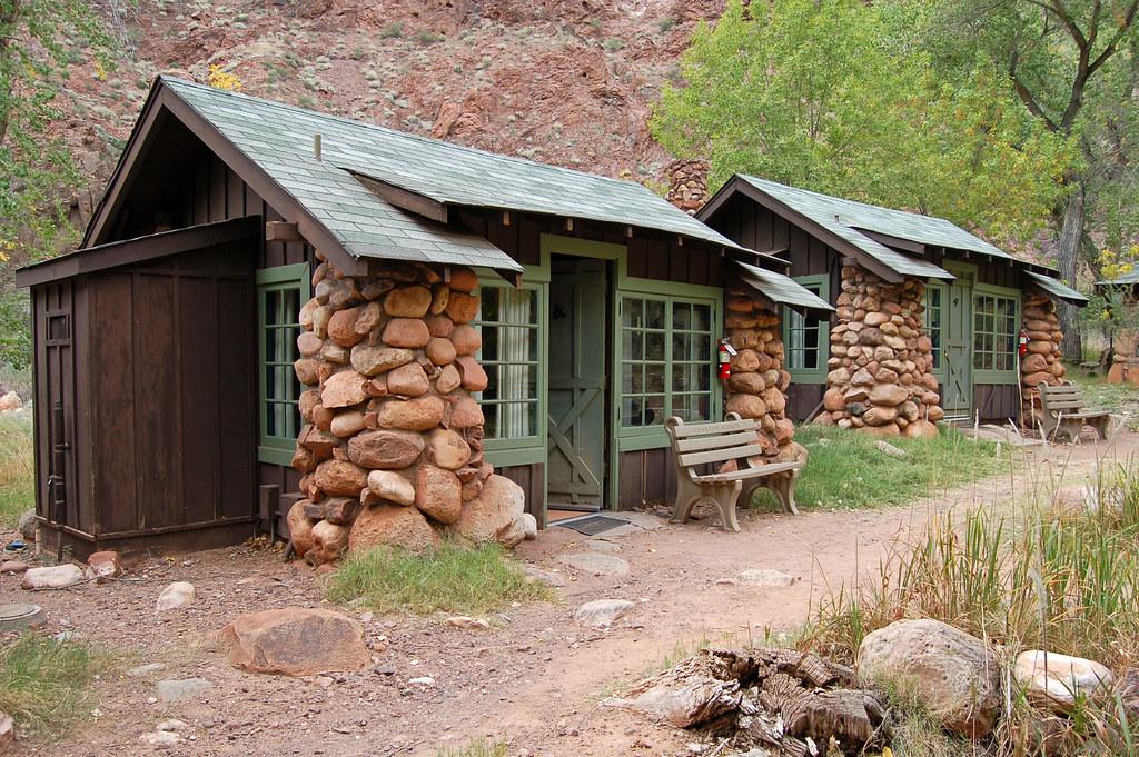 Grand canyon phantom ranch cabins 0105 phantom ranch for Grand ranch