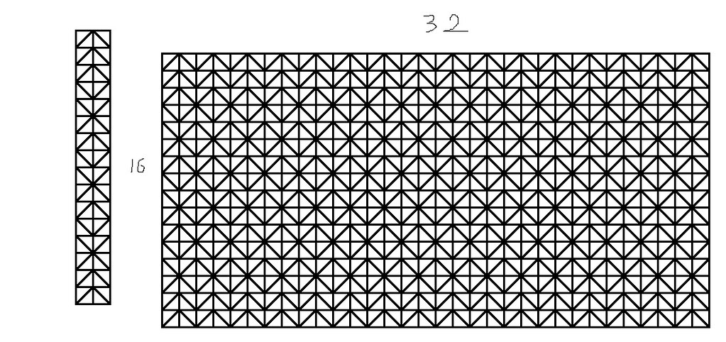 Magic Ball Crease Pattern