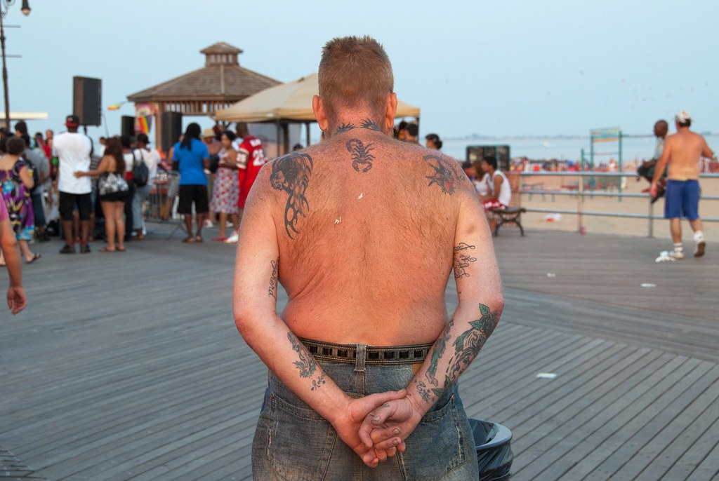 Coney Island John R And