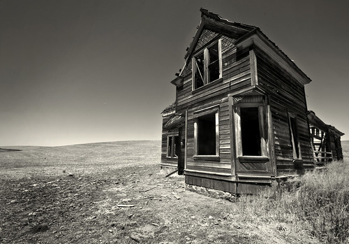 A fixer-upper...or maybe it's just a money pit. | by Millron