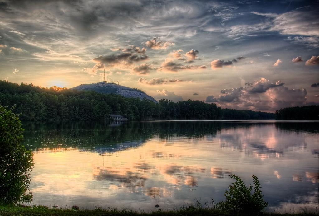 Stone Mountain Lake Su...