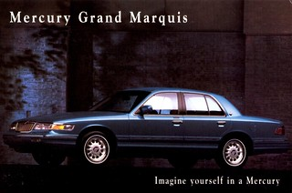 1996 Mercury Grand Marquis | by aldenjewell