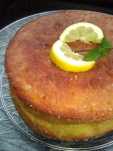 Luscious Lemon Drizzle Cake | by douea