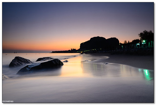 Cefalu' - A magic sunrise | by ciccioetneo