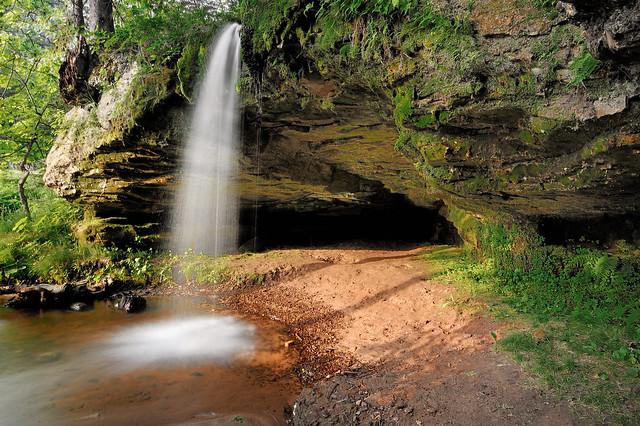 michigan upper peninsula waterfalls - photo #19