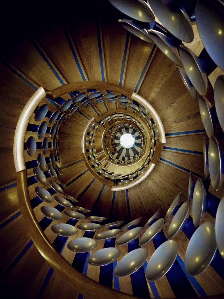 Magic Circle Staircase | By Mozzling Magic Circle Staircase | By Mozzling
