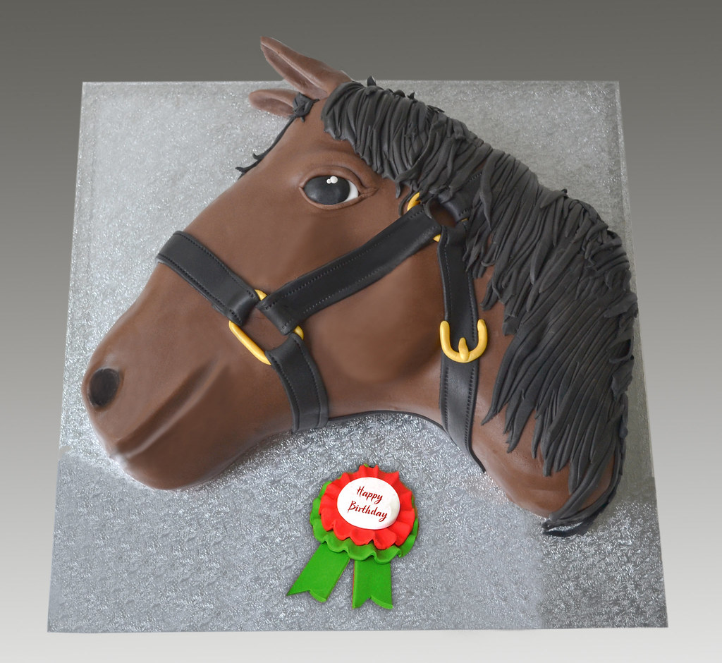How To Make A Cake For Horses