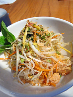 green papaya salad | by David Lebovitz