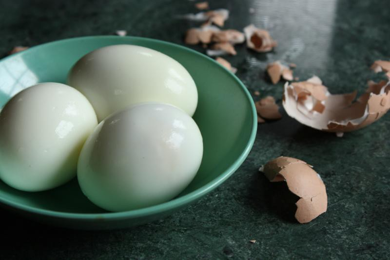 Hard Boiled Eggs Recipes For Easy Peeling Test Kitchen