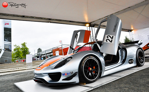 Porsche 918 RSR | by nandrphotography.com