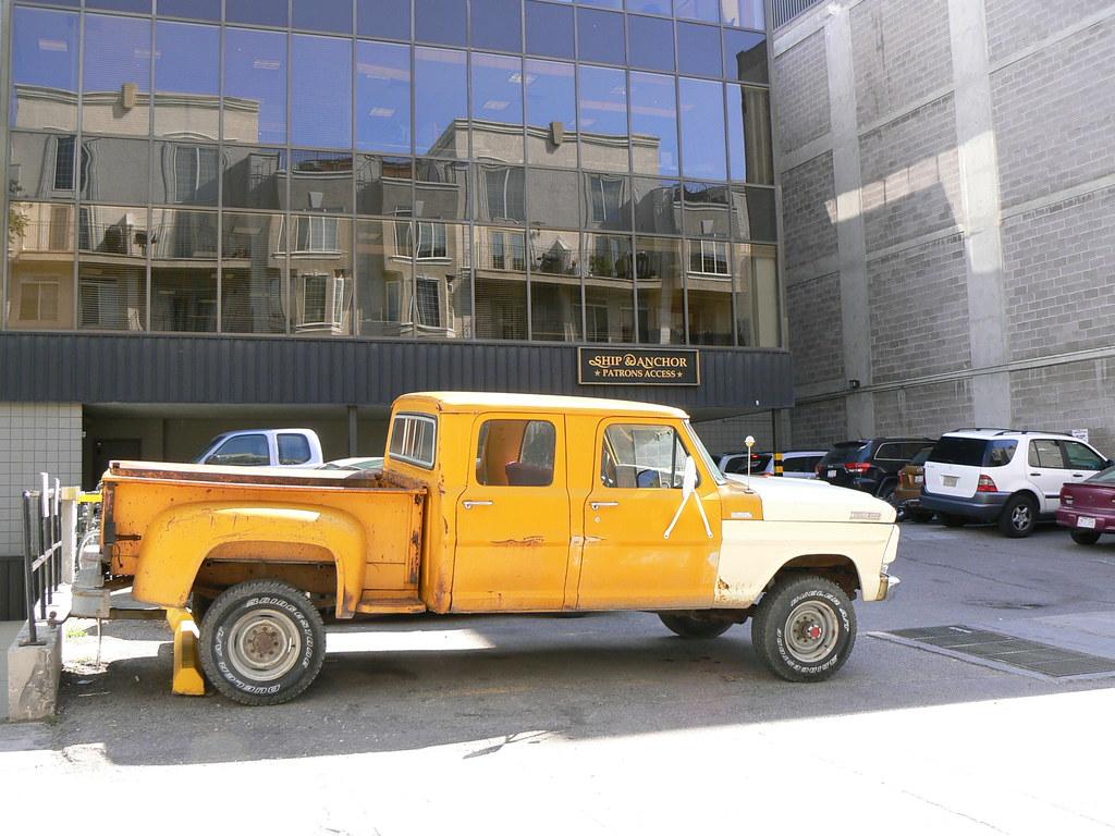 1969 Ford F250 4x4 6 Man Cab Flareside Rab Rawlins Flickr Highboy By Sunstruck1