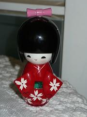 Kokeshi by marimariamor