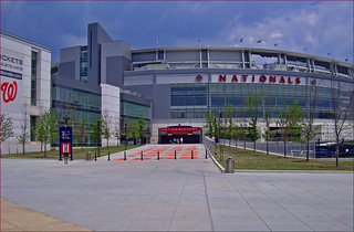 Home Plate Gate -- Nationals Park (DC) Sunday July 10, 2011 | by Ron Cogswell