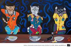 HD Art Painting Surrealismy I & II - NAME.012