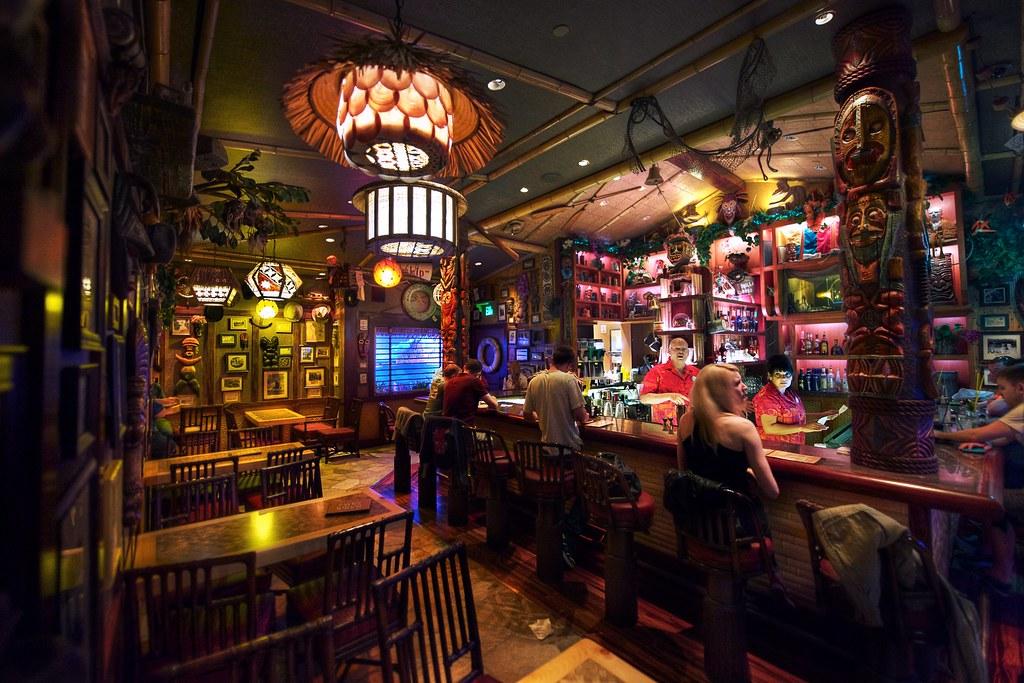 Restaurants And Bars Are The Backbone